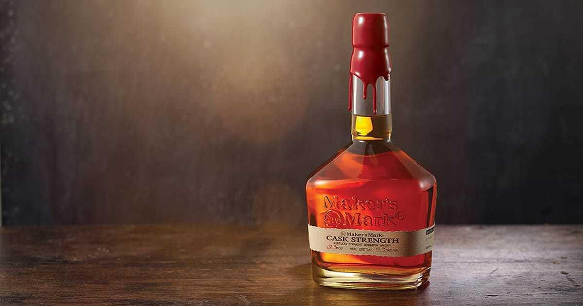 Maker's Mark® Cask Strength | Barrel Proof | Uncut Bourbon