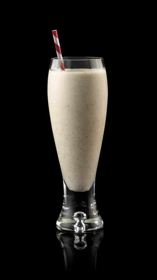 Bourbon Butter Pecan Milkshake