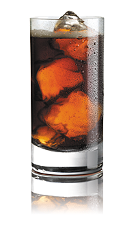 Makers mark and cola