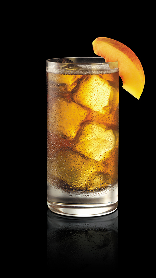 Maker's Mark Peach Tea