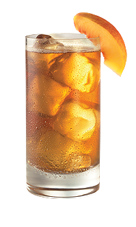 Makers mark peach tea