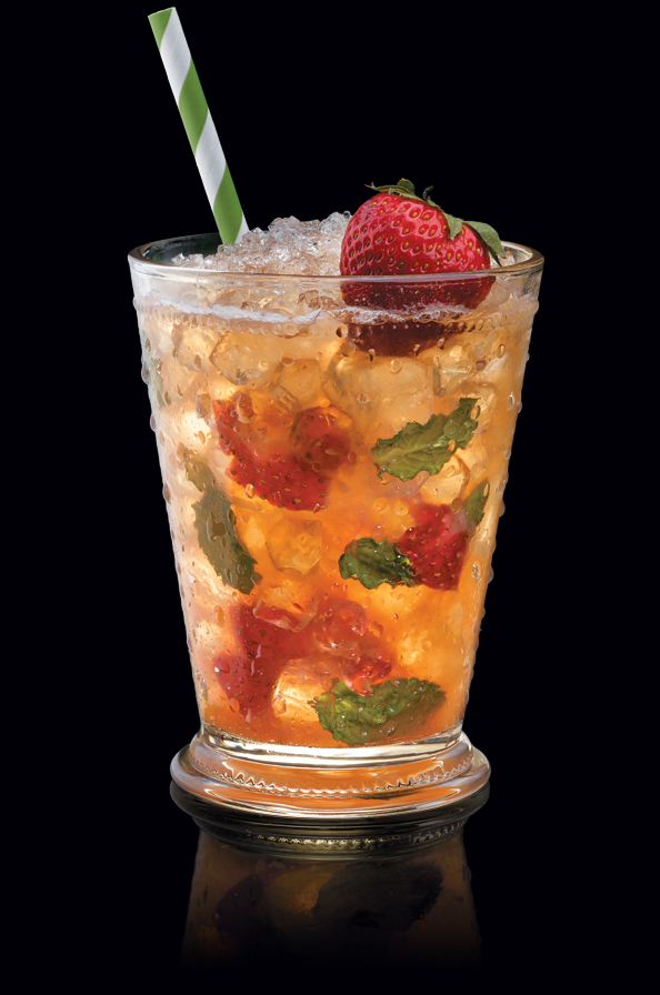 Strawberry Julep