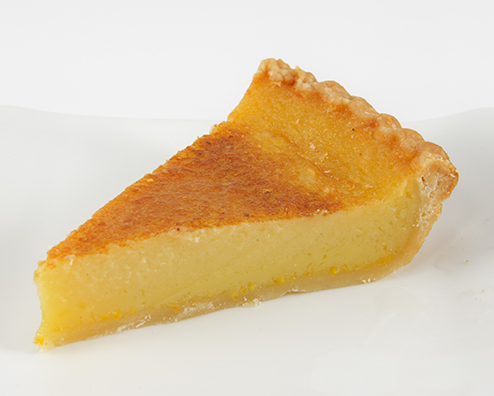 Buttermilk bourbon pie 494x396