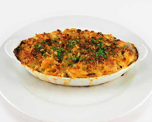 Chefs day off makers mark duck confit mac and cheese 494x396