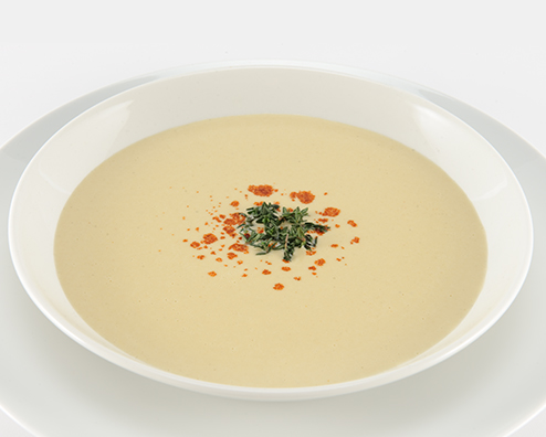Blue crab and makers mark bisque 494x396