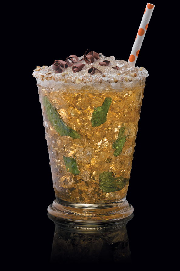 Bourbon Ball Julep