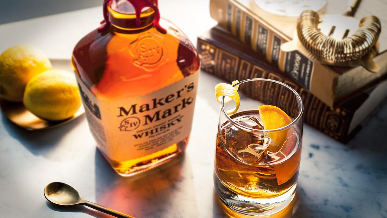 Home Maker S Mark Kentucky Straight Bourbon Handmade Whisky
