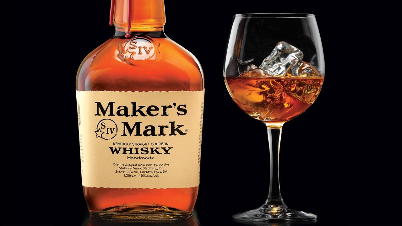 Robert Lawrence Balzer Maker S Mark Kentucky Straight